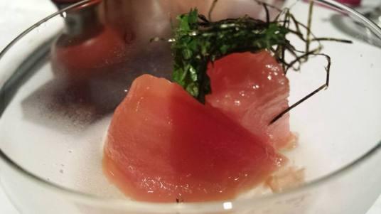 #9 hokkaido momotaro tomatoes - a palate cleanser