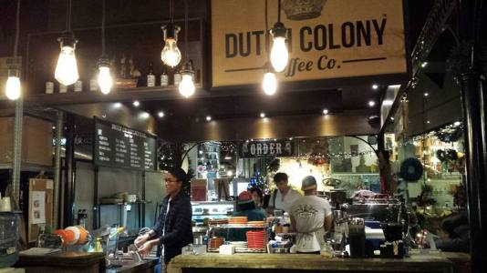 ducth colony @ pasarbella