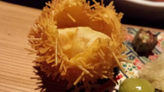 #4 chestnut tempura