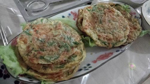 egg pancake