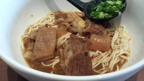 beef brisket ramen 牛腩拉面