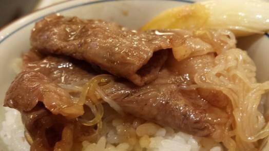 excellent kuroge wagyu 黑毛和牛 sukiyaki