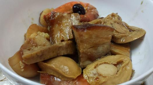 pencai 盆菜
