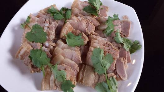 spicy belly pork