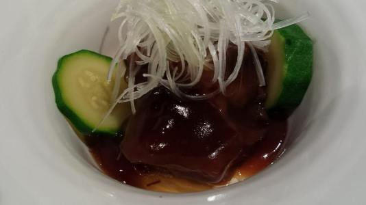 superb braised wagyu & tendons