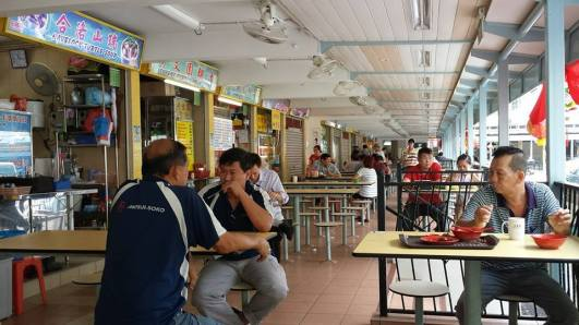 Havelock turtle soup合落山瑞, Havelock Road Cooked Food Centre