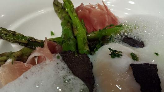 truffle asparagus