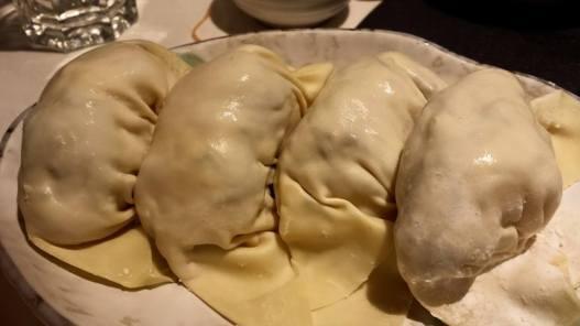 1/2 order prawn dumplings