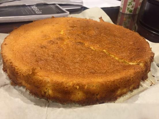 carrot magic cake whole