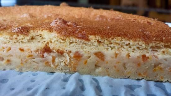 carrot magic cake