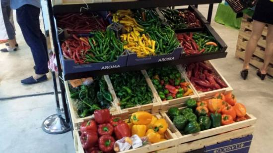gourmet vegetables?