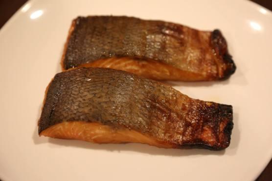 jap miso salmon