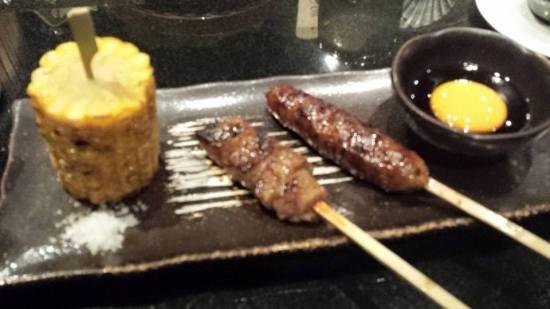 kagoshima beef & kurobuta robatayaki