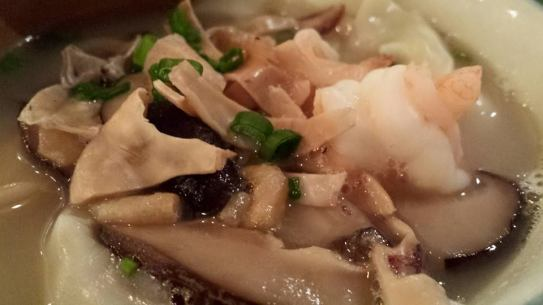 seafood taste dumpligs 海味抄手