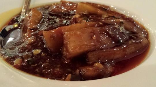 stewed eggplant