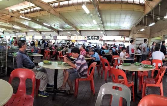 why eat har @ thye hwa heng food centre