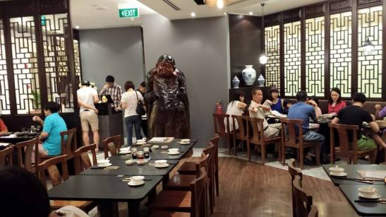 tianbao restaurant @ ngee ann city level 5