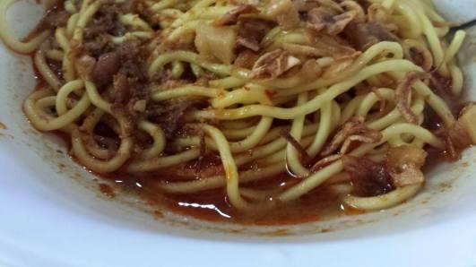 wah kee big prawn noodles dry