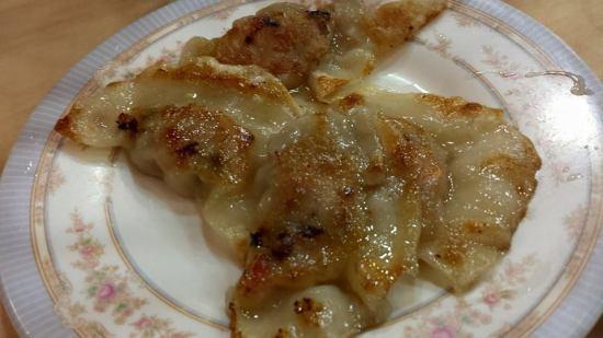 yat lok HK$40 fried dumplings