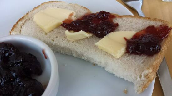 bread butter & jam