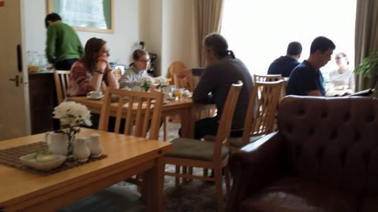 breakfast at glencree