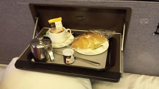 breakfast - croisant