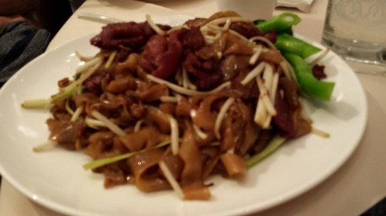 fried kuayteow