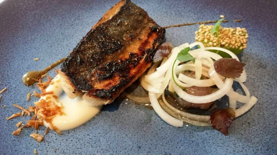 flamed mackerel