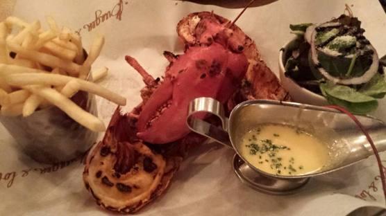 burger & lobster – c.h.e.f