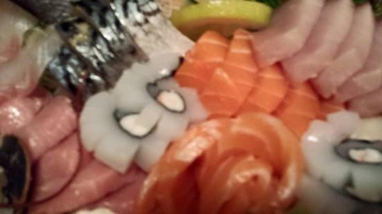 toro, tai, saba, ika, salmon, hamachi