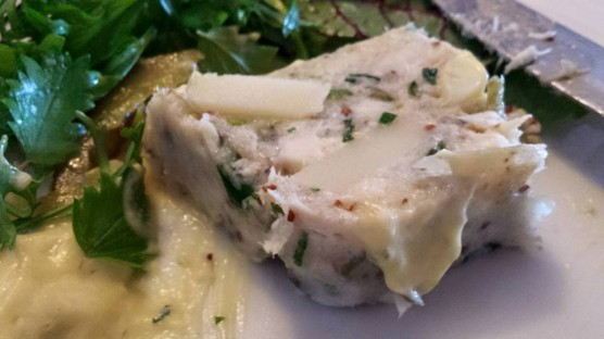ray & potato terrine