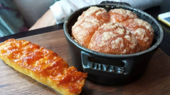 tipsy cake dessert (good but ordinary)