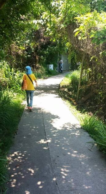 2hrs walk to suk ku wan