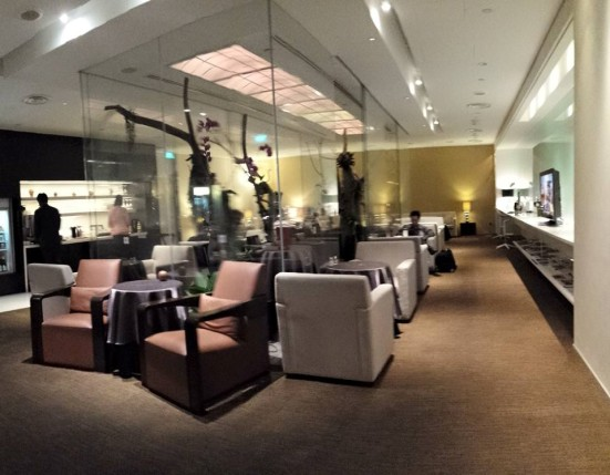 asia treasure T2 lounge