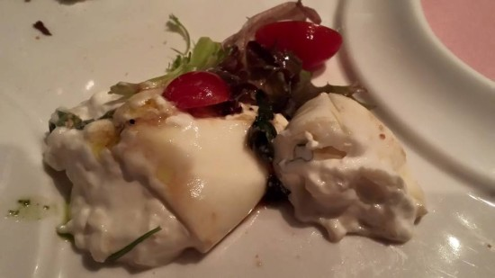 burrata S$45 - liked this & the veal best!