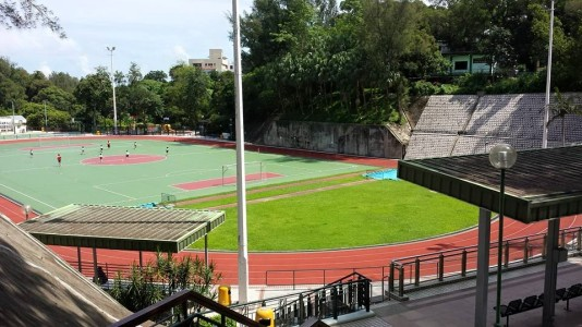 cheung chau sports ground stadium