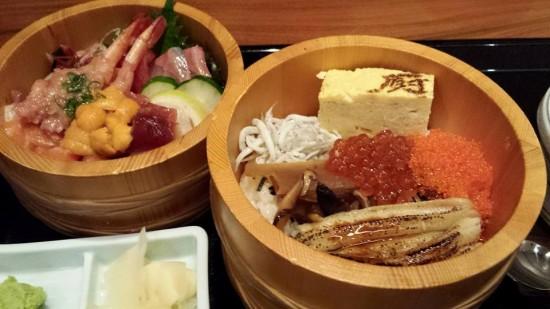 chirashi sushi zen