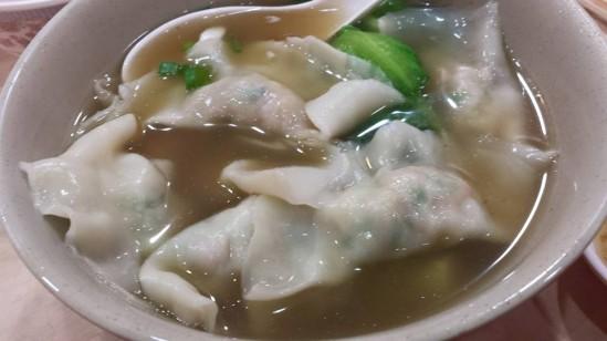 dumplings=HK$48 for 7