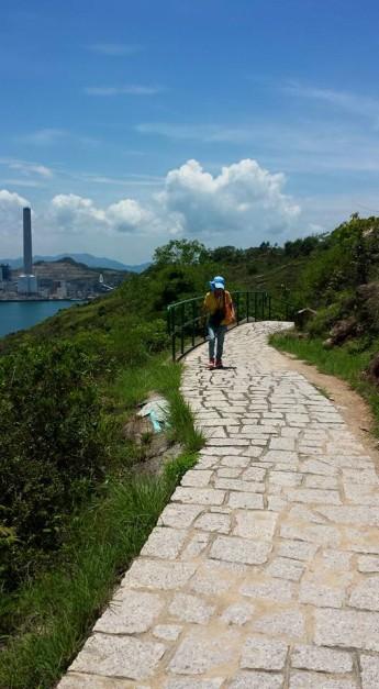 paved road to suk ku wan