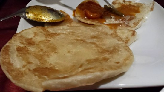 roti prata at asia treasure T2