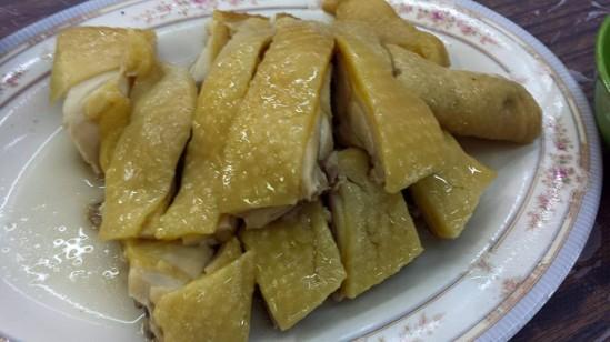 salt baked chicken盐焗鸡HK$48