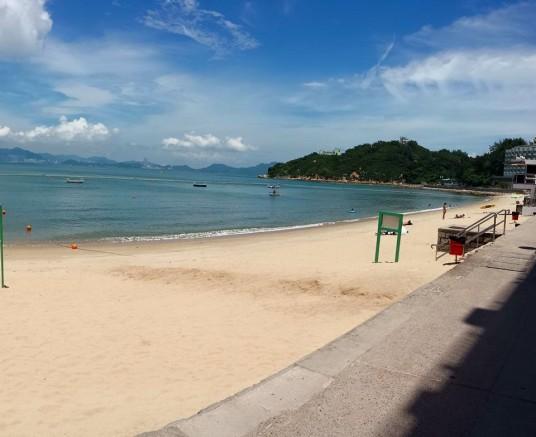tung wan beach