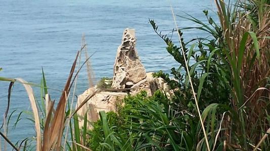 vase rock花瓶石 @ cheung chau island