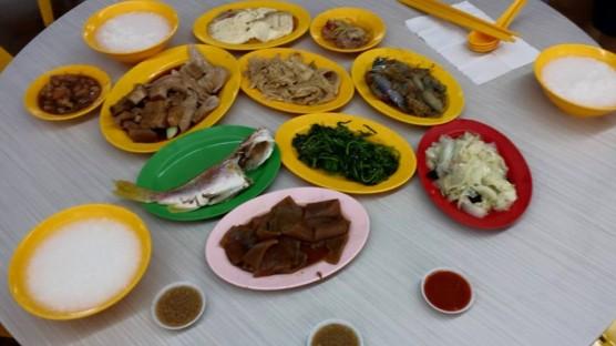 10 dishes teochew muay @ ye shanghai