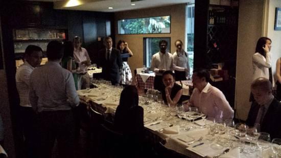 da luca (wine dinner)