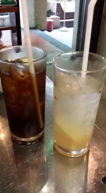 salted lemon & liang teh