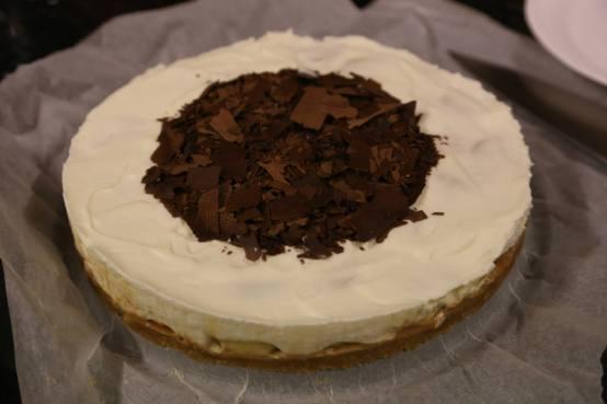 #12 banoffee (banana toffee) cake