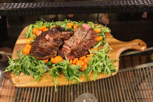 #14 tagliata di manzo - 150D grain-fed black angus ribeye from QB Food