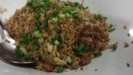 #7 egg fried rice