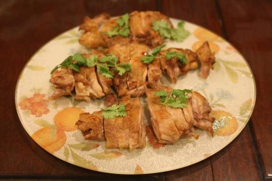 #7 thai yellow curry chicken